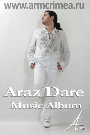 Araz Dare - Music Album (2011)